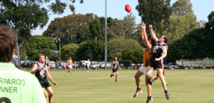 Round 2: Coorparoo Kings vs Hornets AFC