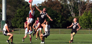 Round 3: Coorparoo Kings vs UQ Red Lions
