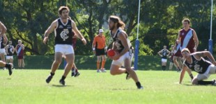 Round 10: Coorparoo Kings vs UQ Red Lions
