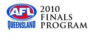2010 Finals Program
