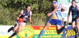 Round 10: Coorparoo Kings vs Wynnum