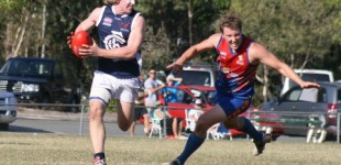 Qualifying Final: Coorparoo vs Caloundra