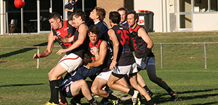 Round 09: Coorparoo vs Yeronga South Brisbane