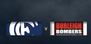 Round 10 Coorparoo vs Burleigh