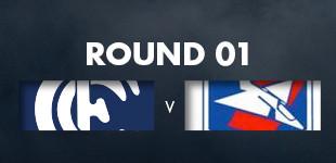 Round 01 Coorparoo vs Alexandra Hills