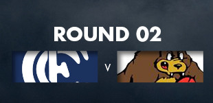 Round 02 Coorparoo vs Kenmore