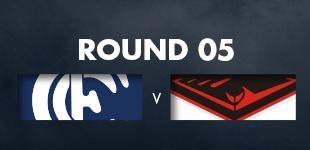 Round 05 Coorparoo vs Burleigh Bombers