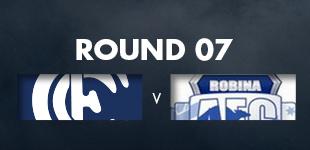 Round 07 Coorparoo vs Robina