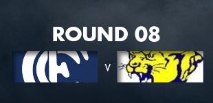 Round 08 Coorparoo vs Springwood