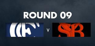 Round 09 Coorparoo vs Yeronga
