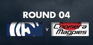 Round 04 Coorparoo vs Coomera