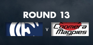 Round 13 Coorparoo vs Coomera