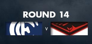 Round 14 Coorparoo vs Burleigh Bombers