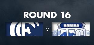 Round 16 Coorparoo vs Robina