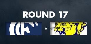Round 17 Coorparoo vs Springwood