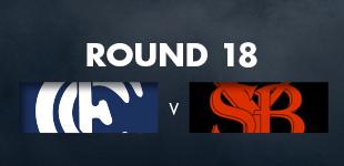 Round 18 Coorparoo vs Yeronga
