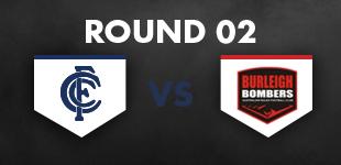 Round 02 Coorparoo vs Burleigh Bombers