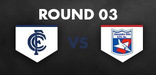 Round 03 Coorparoo vs Alexandra Hills