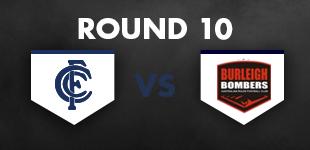 Round 10 Coorparoo vs Burleigh Bombers
