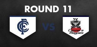 Round 11 Coorparoo vs Coomera Magpies
