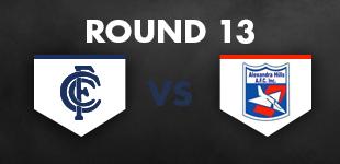 Round 13 Coorparoo vs Alexandra Hills