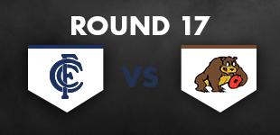 Round 17 Coorparoo vs Kenmore