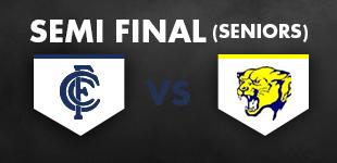 Semi Final Coorparoo Seniors vs Springwood