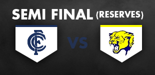 Semi Final Coorparoo Reserves vs Springwood