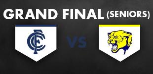 Grand Final Coorparoo Seniors vs Springwood